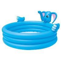 Dětský bazén Slůně se sprškou 1,52 x 0,74 m