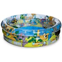 Dětský bazén chobotnice 1,22 x 0,25 m