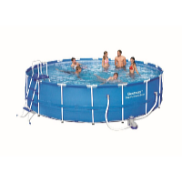 Bazén Steel Pro Frame 5,49 x 1,22 m set včetně příslušenství