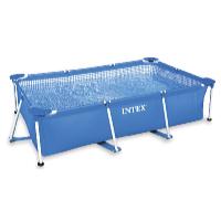 Bazén Rectangular Frame 2,6 x 1,6 x 0,65 m bez filtrace