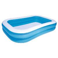 Dětský obdélníkový bazén 2,62 x 1,75 x 0,51 m