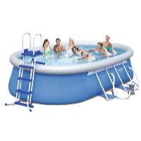 Bazén oválný 5,49 x 3,66 x 1,22 m set včetně příslušenství