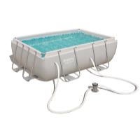 Bazén Power Steel 2,82 x 1,96 x 0,84 m s kartušovou filtrací