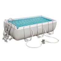 Bazén Power Steel 4,04 x 2,01 x 1 m set včetně příslušenství A