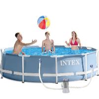 Bazén Prism Frame 3,05 x 0,76 m s kartušovou filtrací