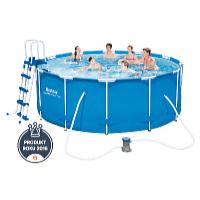 Bazén Steel Pro Frame 3,66 x 1,22 m set včetně příslušenství