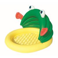 Dětský bazén žába se stříškou 1,07 x 1,04 x 0,71 m