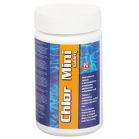 Bazénové chlor mini tablety 1 kg