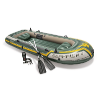 Nafukovací člun Seahawk 4 Set - 351 x 145 cm