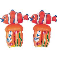 Nafukovací rukávky Little Fish 23 x 15 cm