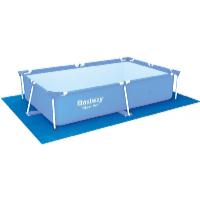 Plachta pod bazén 3,38 x 2,39 m