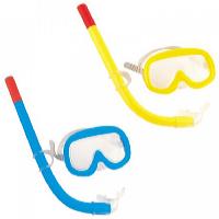 Potápěčské brýle se šnorchlem SUN