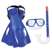 Potápěčský set SureSwim modrá