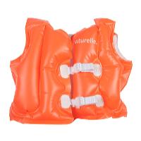 Dětská plavací vesta NATURELLE reflexní 51 x 41 cm