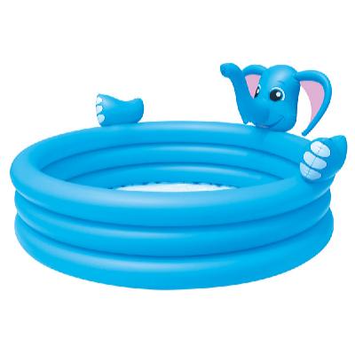 Dětský bazén kruhový Slůně 1,52 x 0,74 m