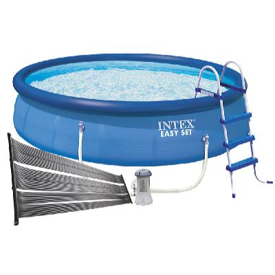 Bazén EASY SET 4,57 x 1,07 m se solárním ohřevem