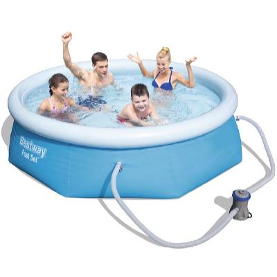 Bazén FAST SET 2,44 x 0,66 m s kartušovou filtrací