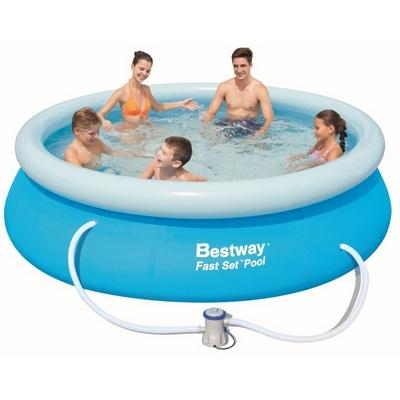 Bazén 3,05 x 0,76 m s kartušovou filtrací model 2016