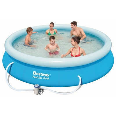 Bazén FAST SET 3,66 x 0,76 m s kartušovou filtrací