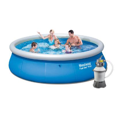 Bazén 3,96 x 0,84 m s pískovou filtrací Standard