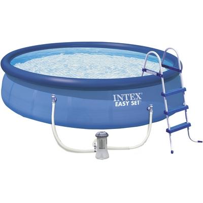 Bazén EASY SET 4,57 x 1,07 m set včetně příslušenství