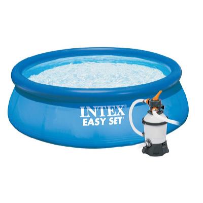 Bazén EASY SET 3,66 x 0,76 m s pískovou filtrací Standard