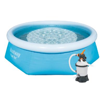 Bazén FAST SET 3,05 x 0,76 m s pískovou filtrací Standard