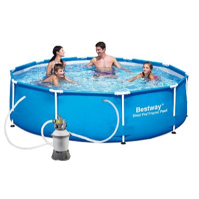 Bazén s konstrukcí 3,05 x 0,76 m s pískovou filtrací Standard