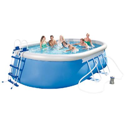 Bazén oválný 4,88 x 3,05 x 1,07 m set včetně příslušenství