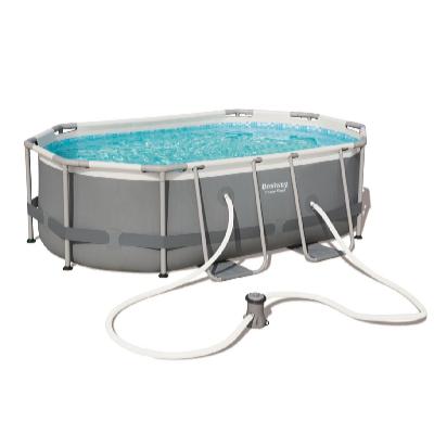 Bazén Power Steel 3 x 2 x 0,84 m s kartušovou filtrací