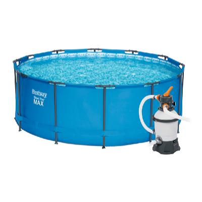 Bazén Steel Pro Frame 3,66 x 1,22 m s pískovou filtrací Standard