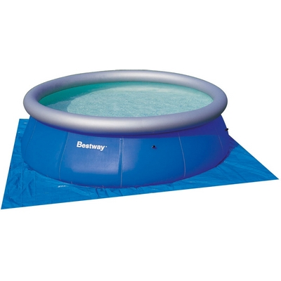 Plachta pod bazén 3,96 x 3,96 m