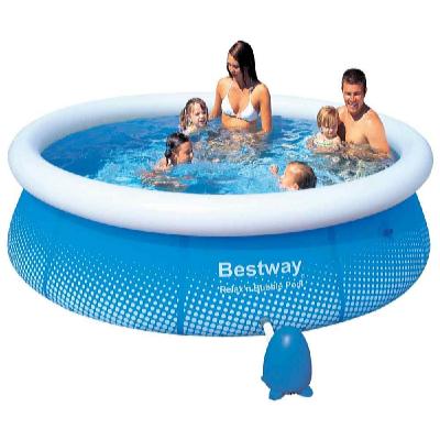 Bazén s funkcí whirlpool 2v1 3,05 x 0,76 m