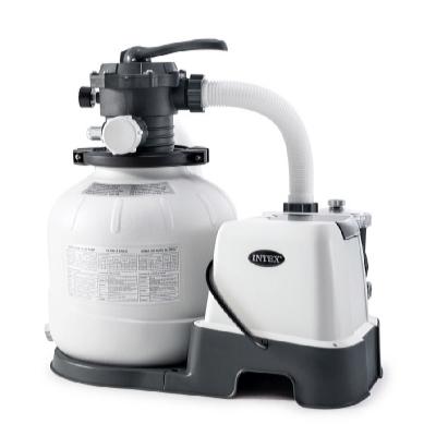 Písková filtrace KRYSTAL CLEAR 5700 l/hod se solinátorem