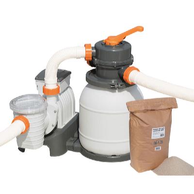 Písková filtrace Profi s filtračním pískem 25 kg