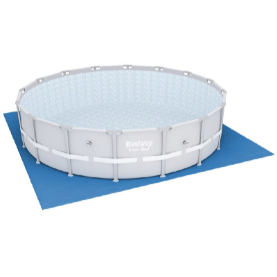 Plachta pod bazén 5,2 x 5,2 m