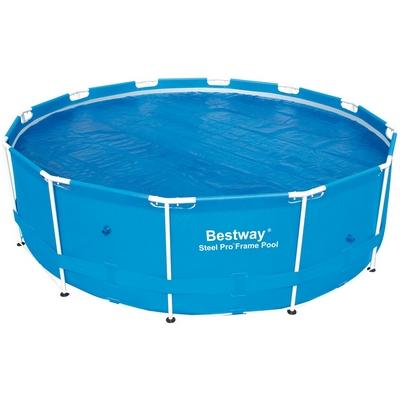 Solární plachta 3,5 m pro bazén s konstr. 3,66 m