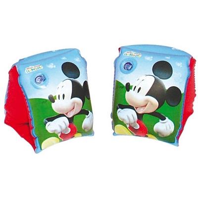 Nafukovací rukávky Mickey Mouse 23 x 15 cm