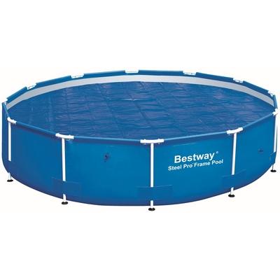 Solární plachta 5,21 m pro bazén s konstr. 5,49 m