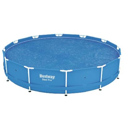 Solární plachta 4,62 m pro bazén s konstrukcí 4,57 cm